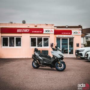 Louez un scooter T-Max 560 dans les Yvelines 78 - Bois d'Arcy
