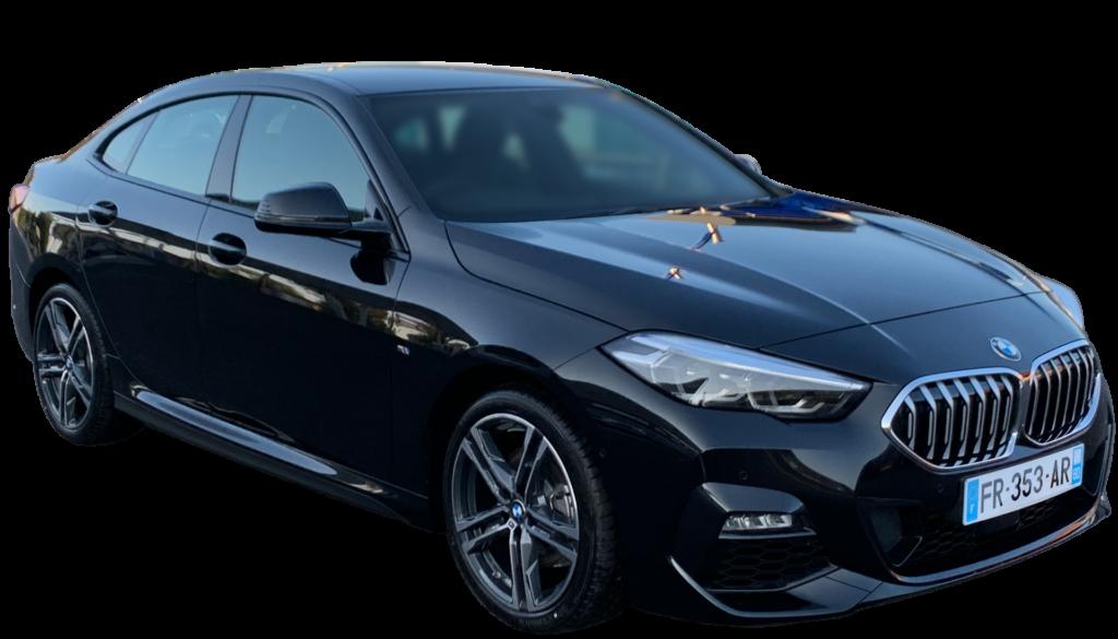 Location véhicule de prestige BMW série 2 Gran Coupé ada bois d'arcy 78 Yvelines