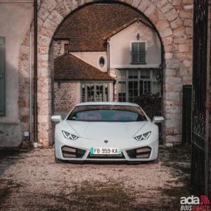 Location voiture sportive de prestige LAMBORGHINI HURACAN Yvelines 78