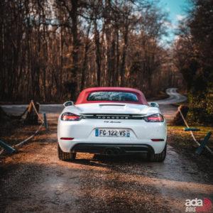 Louez un cabriolet PORSCHE BOXSTER 718 dans les Yvelines 78 chez ADA Bois d'Arcy