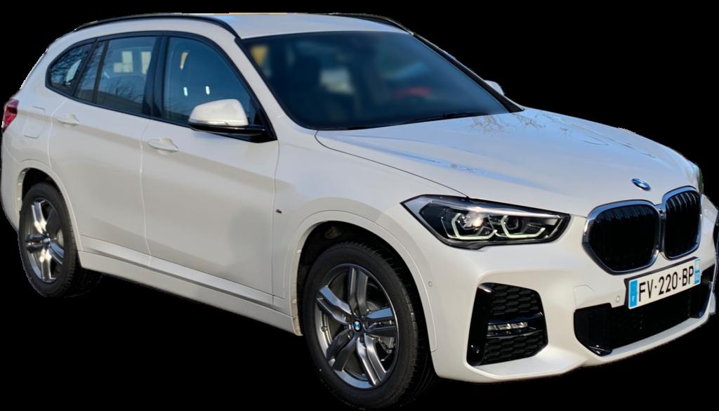 Location SUV BMW X1 ada bois d'arcy 78 Yvelines