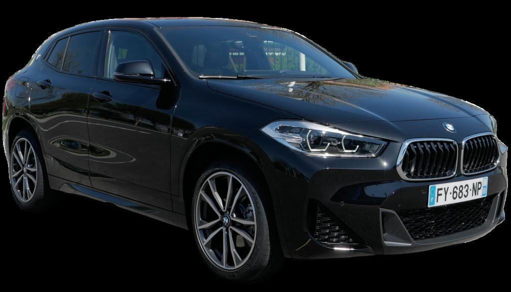 Location SUV BMW X2 ada bois d'arcy 78 Yvelines