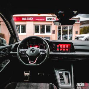 Location voiture Golf 8 GTI ada bois d'arcy 78 Yvelines